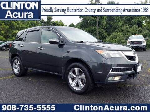 2013 Acura MDX for sale at Clinton Acura used in Clinton NJ