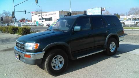 1998 Toyota 4Runner for sale at Larry's Auto Sales Inc. in Fresno CA