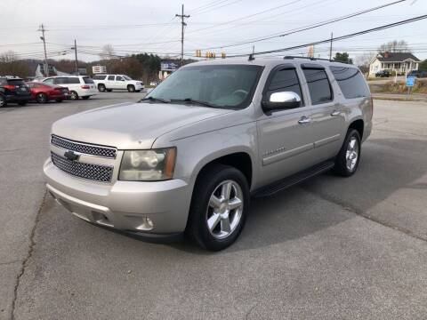 2008 Chevrolet Suburban for sale at Carl's Auto Incorporated in Blountville TN