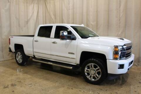 2019 Chevrolet Silverado 2500HD for sale at Autoland Outlets Of Byron in Byron IL