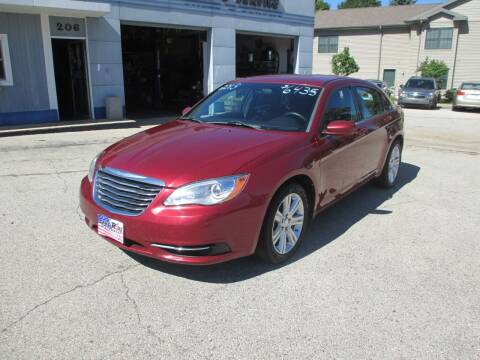 2013 Chrysler 200 for sale at Cars R Us Sales & Service llc in Fond Du Lac WI