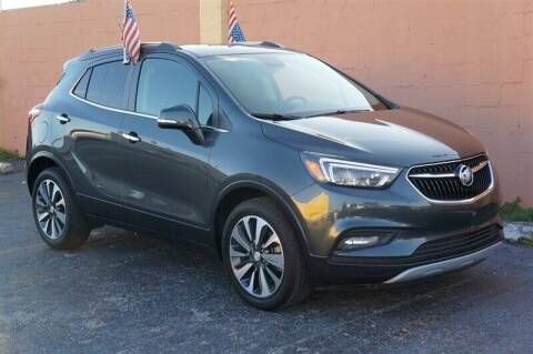 2018 Buick Encore for sale at Concept Auto Inc in Miami FL