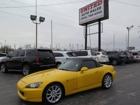 2006 Honda S2000 for sale at United Auto Sales in Oklahoma City OK