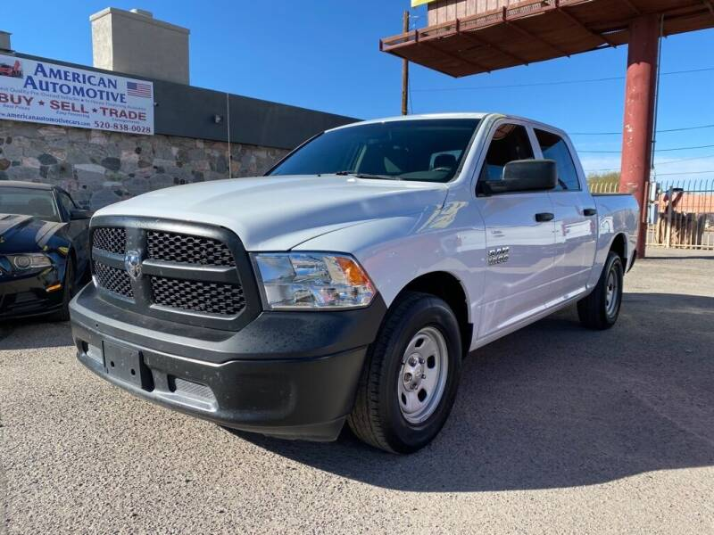 2016 RAM Ram Pickup 1500 for sale at American Automotive , LLC in Tucson AZ