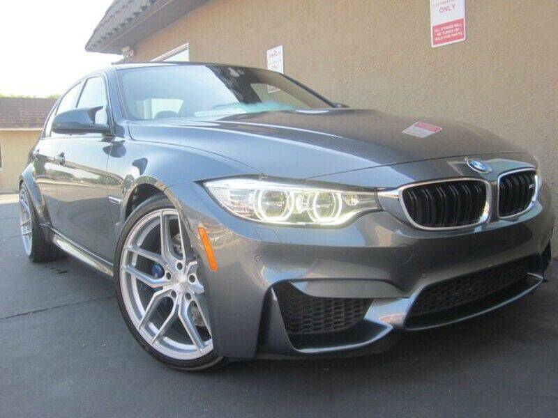 2016 BMW M3 for sale at Ournextcar/Ramirez Auto Sales in Downey CA