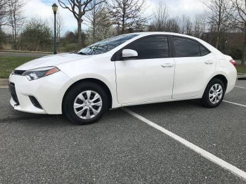 2015 Toyota Corolla for sale at Bob's Motors in Washington DC