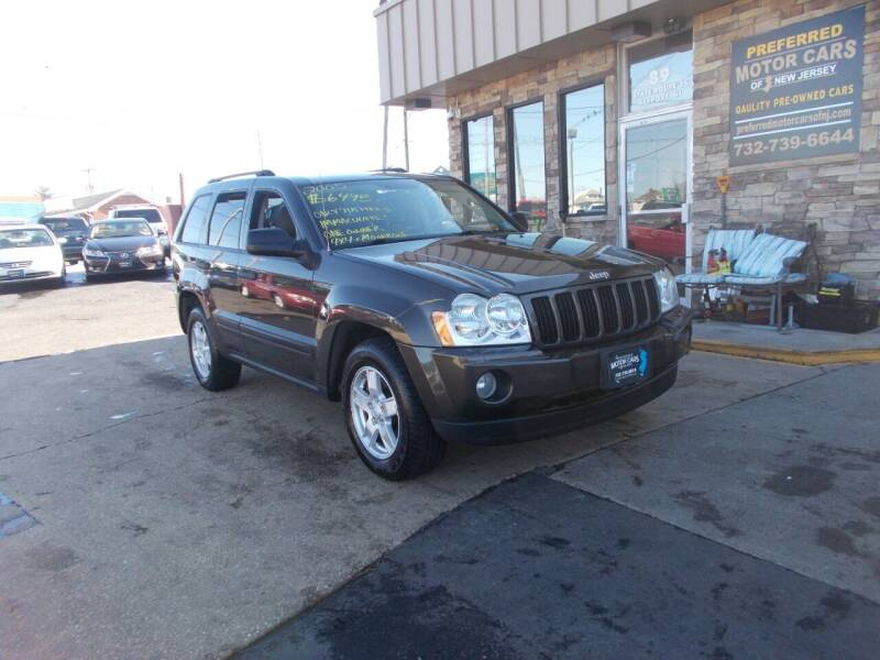 2005 Jeep Grand Cherokee for sale at Preferred Motor Cars of New Jersey in Keyport NJ