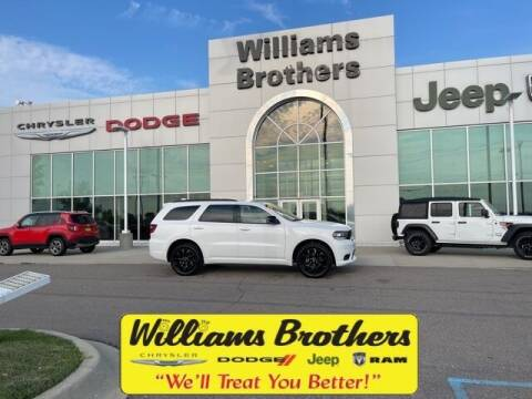 2020 Dodge Durango for sale at Williams Brothers - Pre-Owned Monroe in Monroe MI