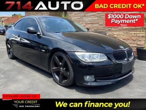 2012 BMW 3 Series for sale at 714 Auto in Orange CA