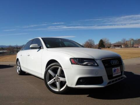 2010 Audi A4 for sale at Nations Auto in Lakewood CO