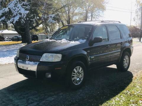 2006 Mercury Mariner for sale at I57 Group Auto Sales in Country Club Hills IL