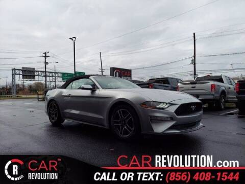 2020 Ford Mustang for sale at Car Revolution in Maple Shade NJ