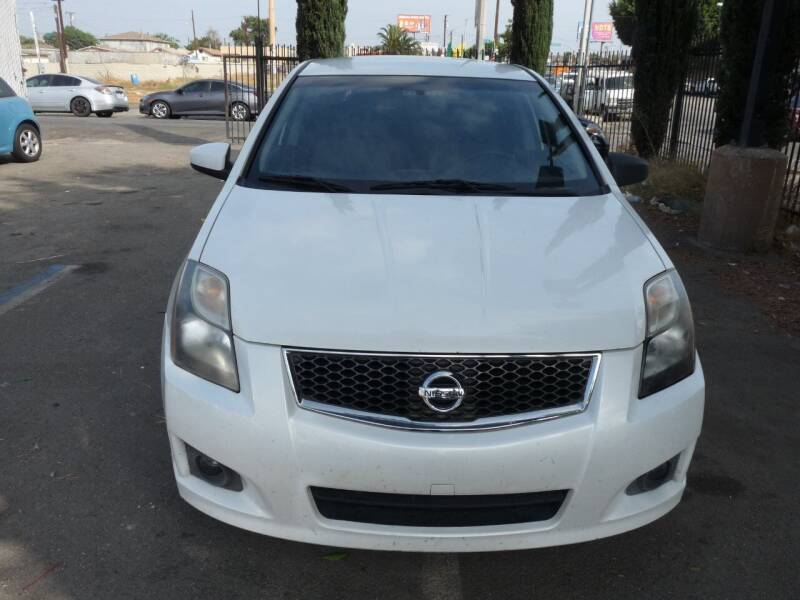 2011 Nissan Sentra for sale at Oceansky Auto in Los Angeles CA