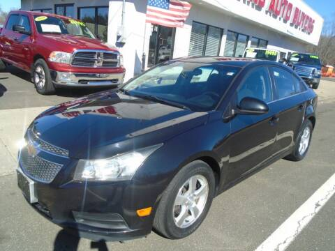 2013 Chevrolet Cruze for sale at Island Auto Buyers in West Babylon NY