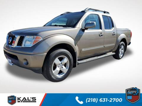 2005 Nissan Frontier for sale at Kal's Kars - TRUCKS in Wadena MN