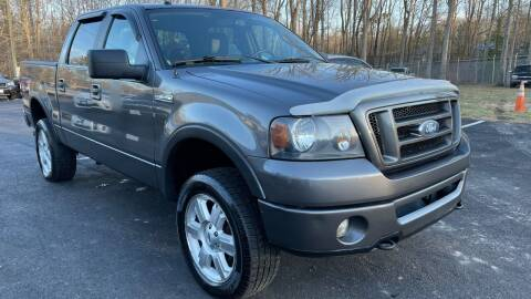 2007 Ford F-150 for sale at MBL Auto Woodford in Woodford VA