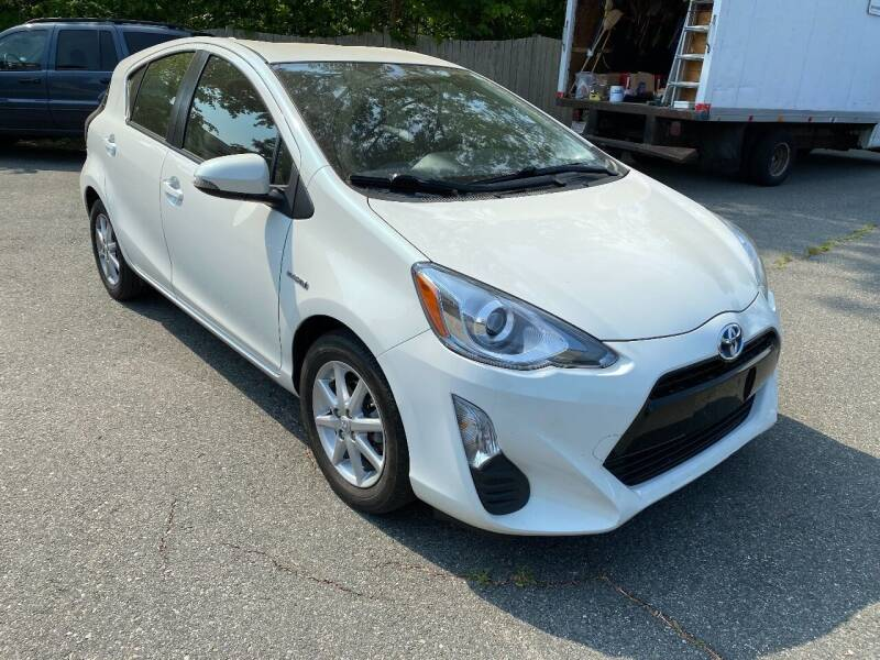 2016 Toyota Prius c for sale at Good Works Auto Sales INC in Ashland MA