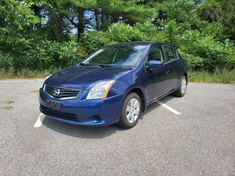 2012 Nissan Sentra for sale at Westford Auto Sales in Westford MA