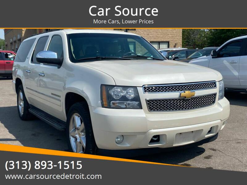 2012 Chevrolet Suburban for sale at Car Source in Detroit MI