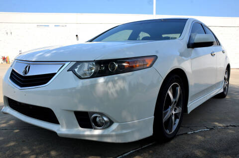 2012 Acura TSX for sale at Wheel Deal Auto Sales LLC in Norfolk VA