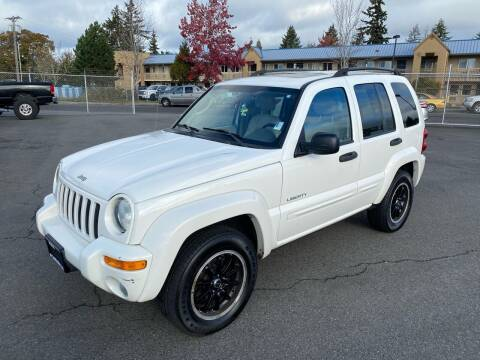 2004 Jeep Liberty for sale at Vista Auto Sales in Lakewood WA