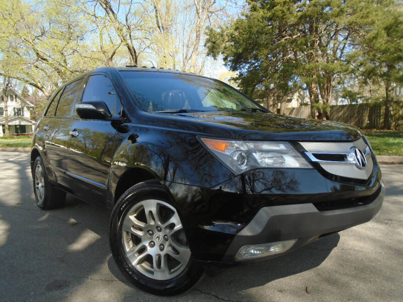 2009 Acura MDX for sale at Sunshine Auto Sales in Kansas City MO