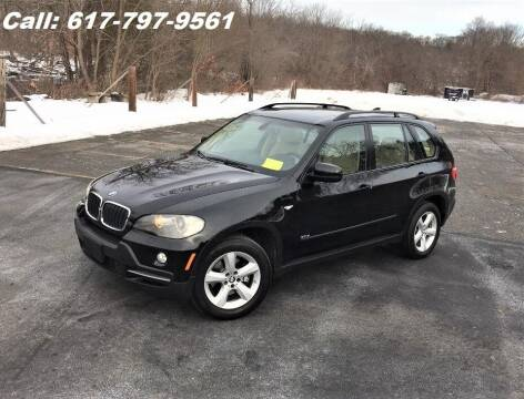 2008 BMW X5 for sale at Wheeler Dealer Inc. in Acton MA