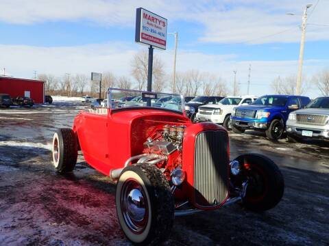 1932 Ford Model B for sale at Marty's Auto Sales in Savage MN