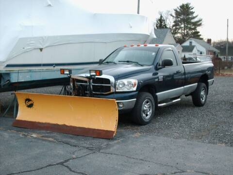 2007 Dodge Ram Pickup 2500 for sale at Bill Caito's Mann Motors in Warwick RI