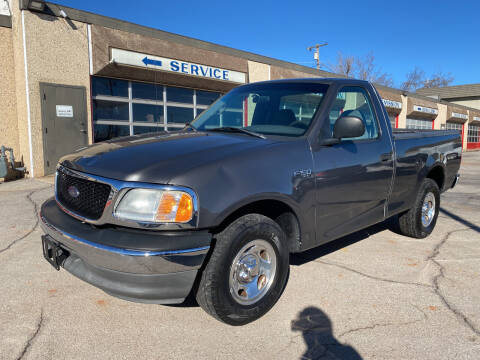 2002 Ford F-150 for sale at NORRIS AUTO SALES in Oklahoma City OK