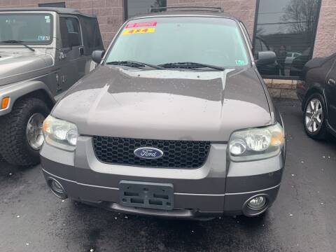 2006 Ford Escape for sale at 924 Auto Corp in Sheppton PA