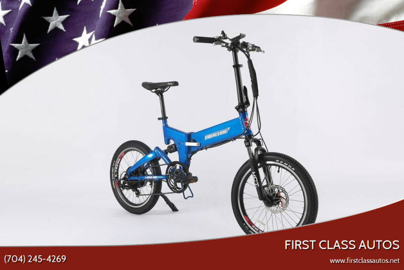 2020 X-treme E-Rider 48 Volt Mini Folding for sale at First Class Autos in Maiden NC