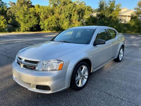 2012 Dodge Avenger for sale at Asap Motors Inc in Fort Walton Beach FL