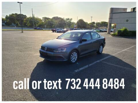 2015 Volkswagen Jetta for sale at Ultimate Motors in Port Monmouth NJ