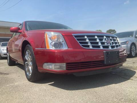 2008 Cadillac DTS for sale at City to City Auto Sales in Richmond VA