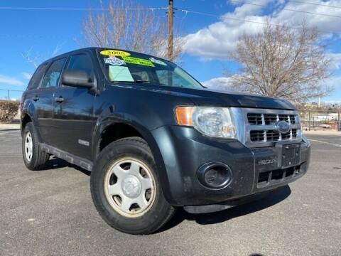 2008 Ford Escape for sale at UNITED Automotive in Denver CO