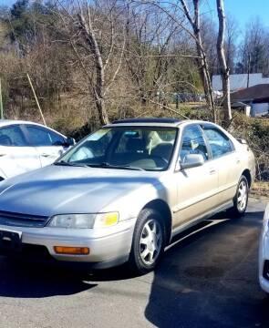 1994 Honda Accord for sale at Car Guys in Lenoir NC