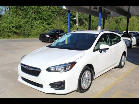 2018 Subaru Impreza for sale at Inline Auto Sales in Fuquay Varina NC