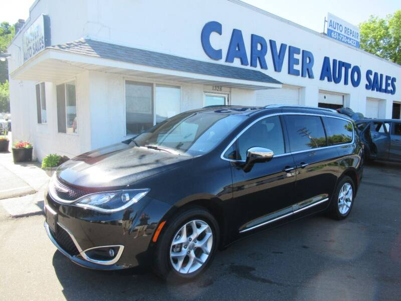2020 Chrysler Pacifica for sale at Carver Auto Sales in Saint Paul MN