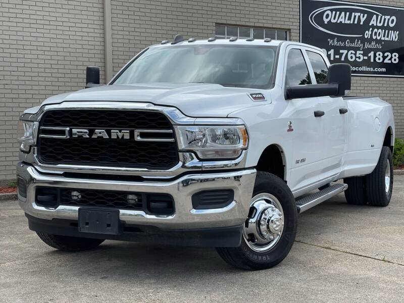 2019 RAM Ram Pickup 3500 for sale at Quality Auto of Collins in Collins MS