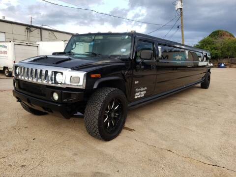 2005 HUMMER H2 for sale at ZNM Motors in Irving TX