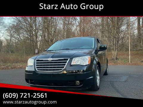 2008 Chrysler Town and Country for sale at Starz Auto Group in Delran NJ