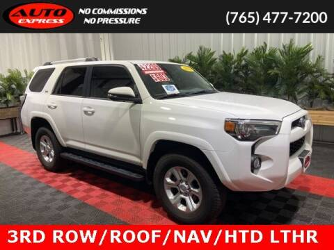 2019 Toyota 4Runner for sale at Auto Express in Lafayette IN