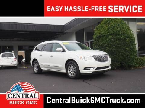 2017 Buick Enclave for sale at Central Buick GMC in Winter Haven FL