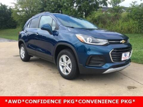2020 Chevrolet Trax for sale at MODERN AUTO CO in Washington MO