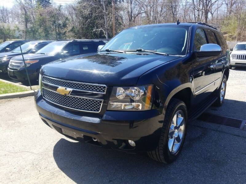 2013 Chevrolet Tahoe for sale at AMA Auto Sales LLC in Ringwood NJ
