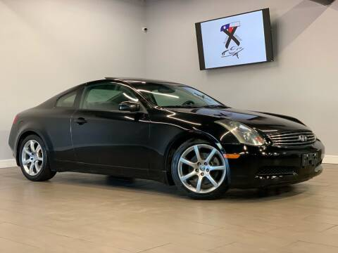2005 Infiniti G35 for sale at TX Auto Group in Houston TX