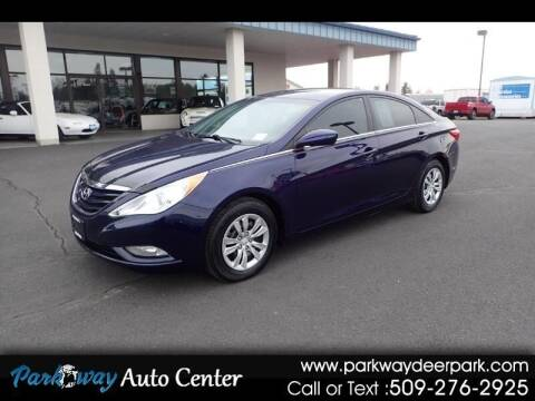 2012 Hyundai Sonata for sale at PARKWAY AUTO CENTER AND RV in Deer Park WA