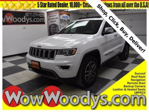 2018 Jeep Grand Cherokee for sale at WOODY'S AUTOMOTIVE GROUP in Chillicothe MO