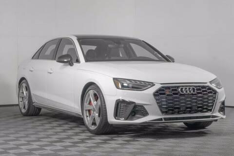 2020 Audi S4 for sale at Washington Auto Credit in Puyallup WA